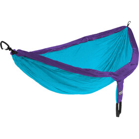 ENO Double Nest Hammock purple teal